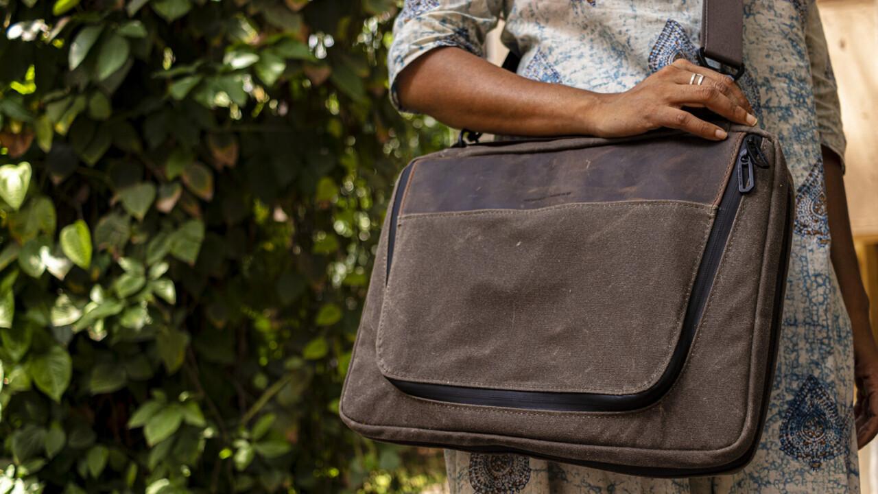 WaterField's slim $180 Tech Folio will convert messenger bag haters