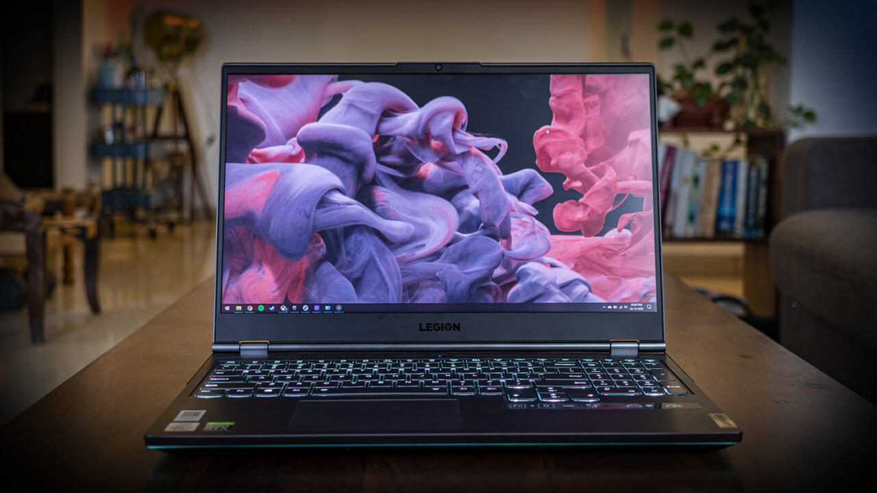 Lenovo Legion 7i review: a great gaming laptop for grown-ups