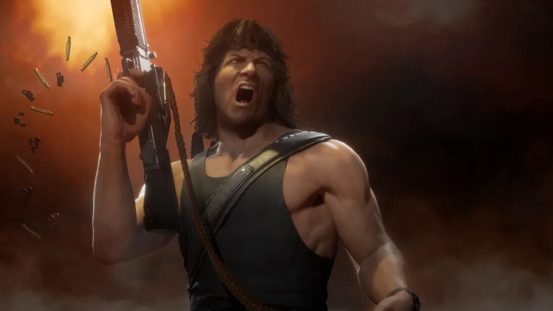 Rambo is the latest 80s icon to join Mortal Kombat 11, and I'm here for it