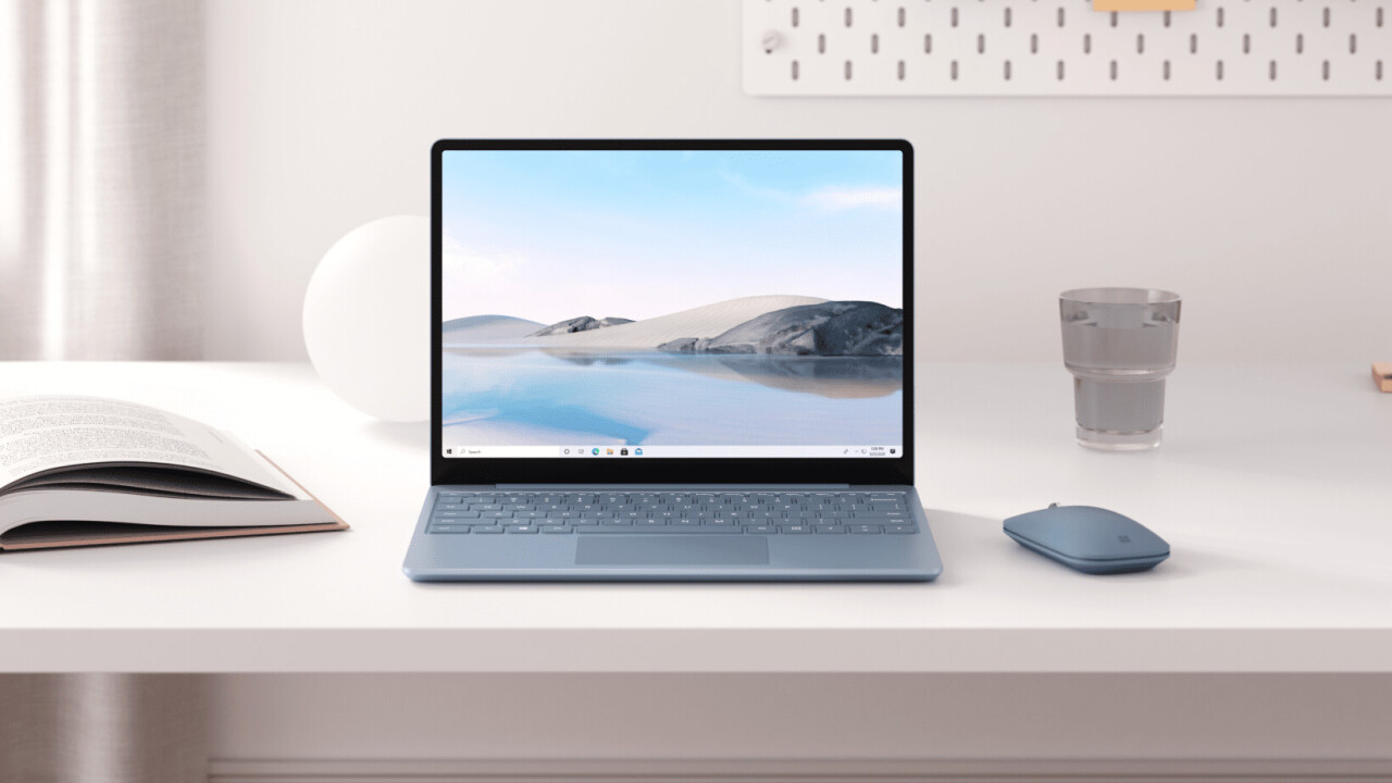 Microsoft's $549 Surface Laptop Go could be its most compelling PC yet
