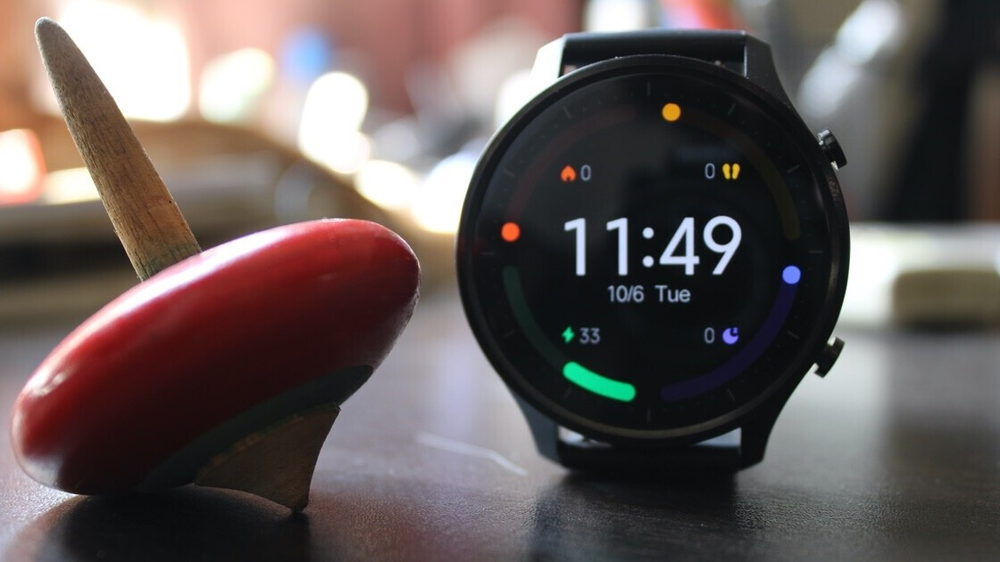 Xiaomi's Mi Watch Revolve is feature-rich, but riddled with bugs