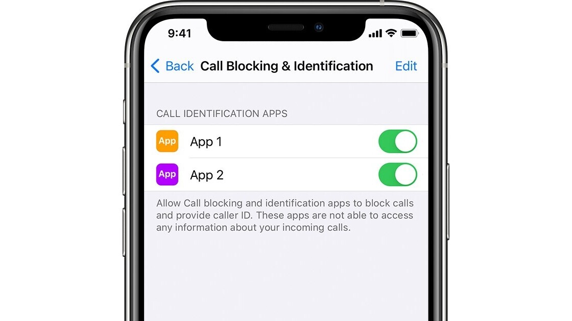 How to enable automatic spam call blocking on iPhone