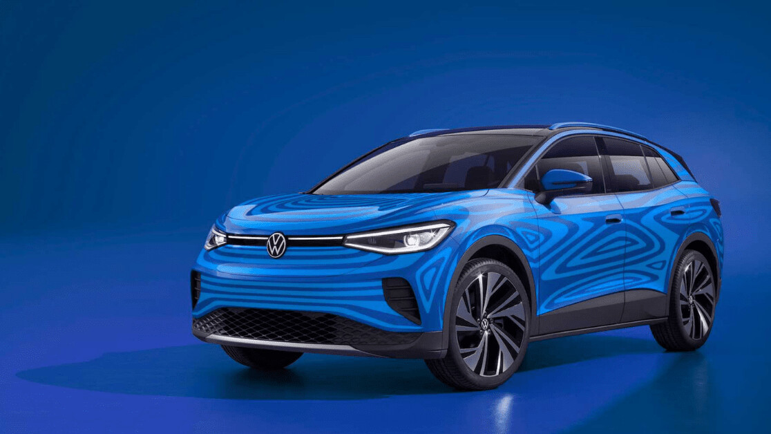 A closer look at Volkswagen's all-electric SUV, the ID.4