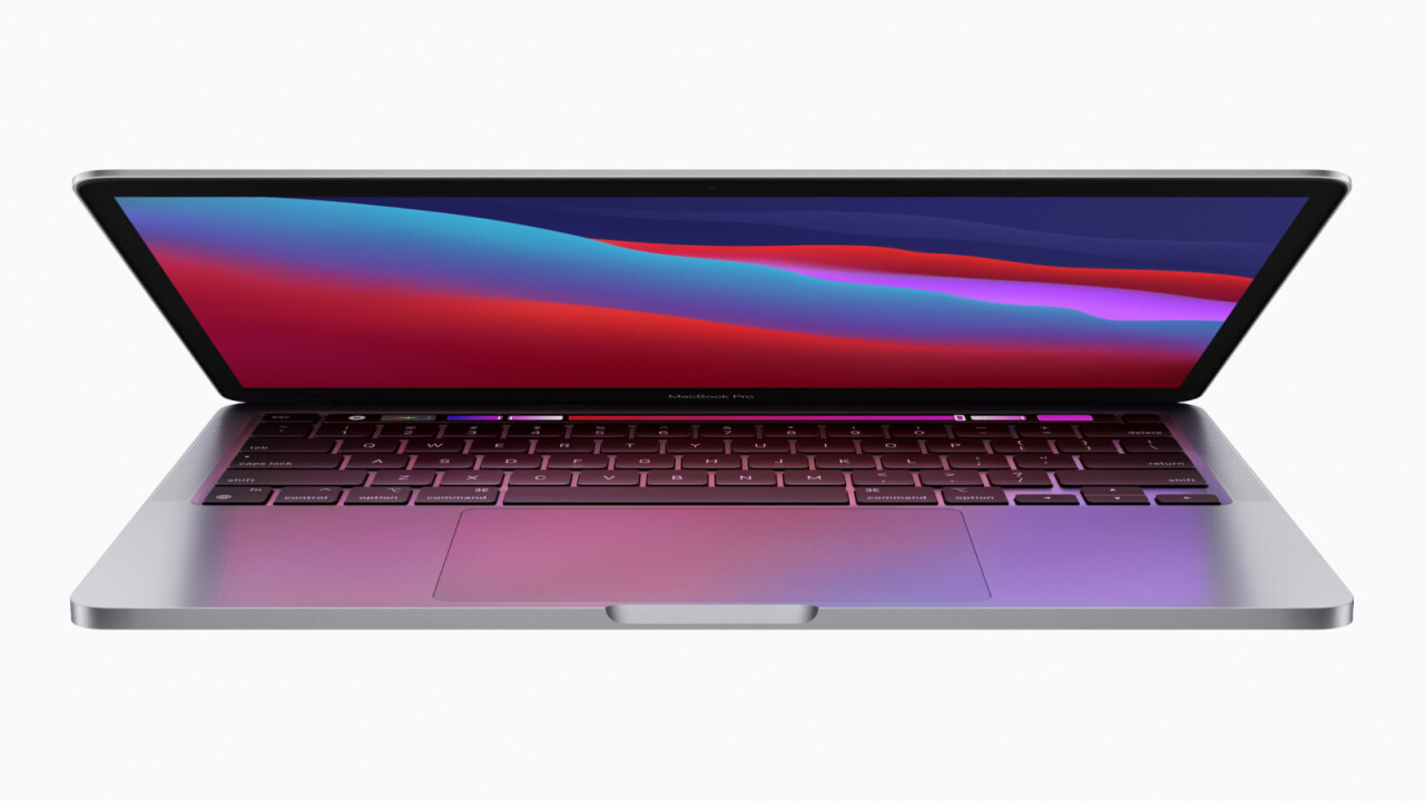 Apple's M1 MacBook Pro has 'up to twice the battery life' of the Intel one