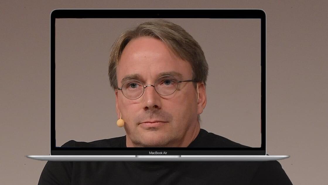 Linus ARM Mac