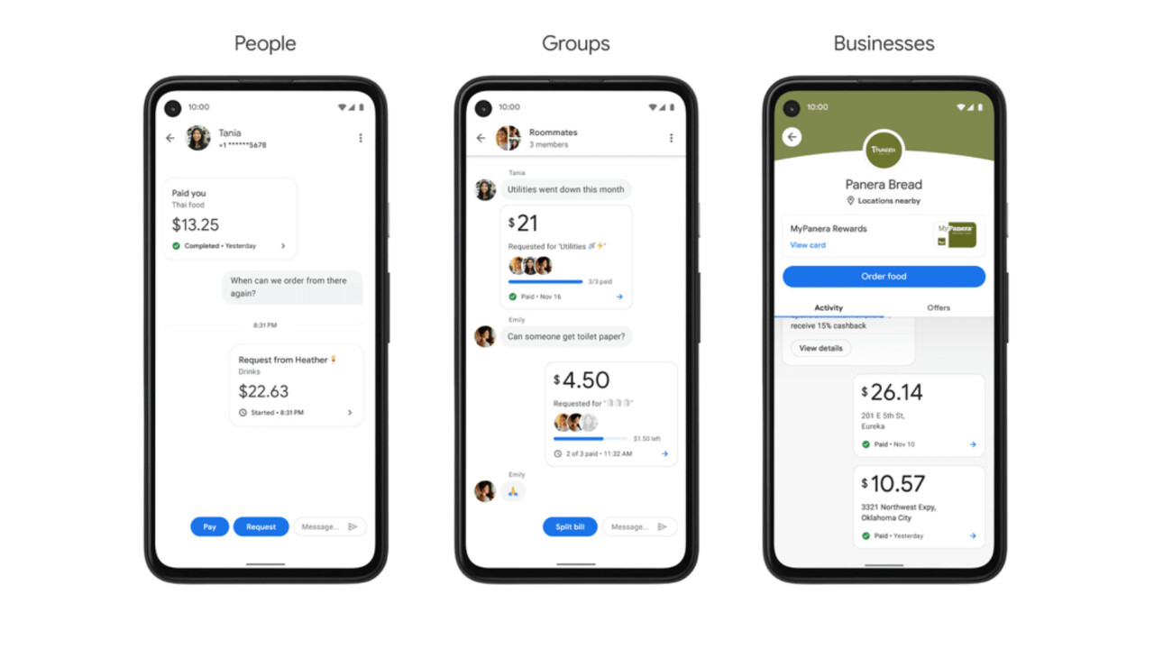 Google Pay gets a complete makeover to try to handle all your finances