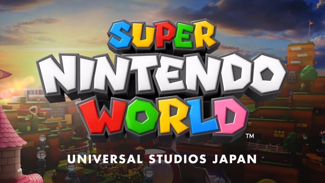 Dear pandemic, please go away so I can visit Super Nintendo World