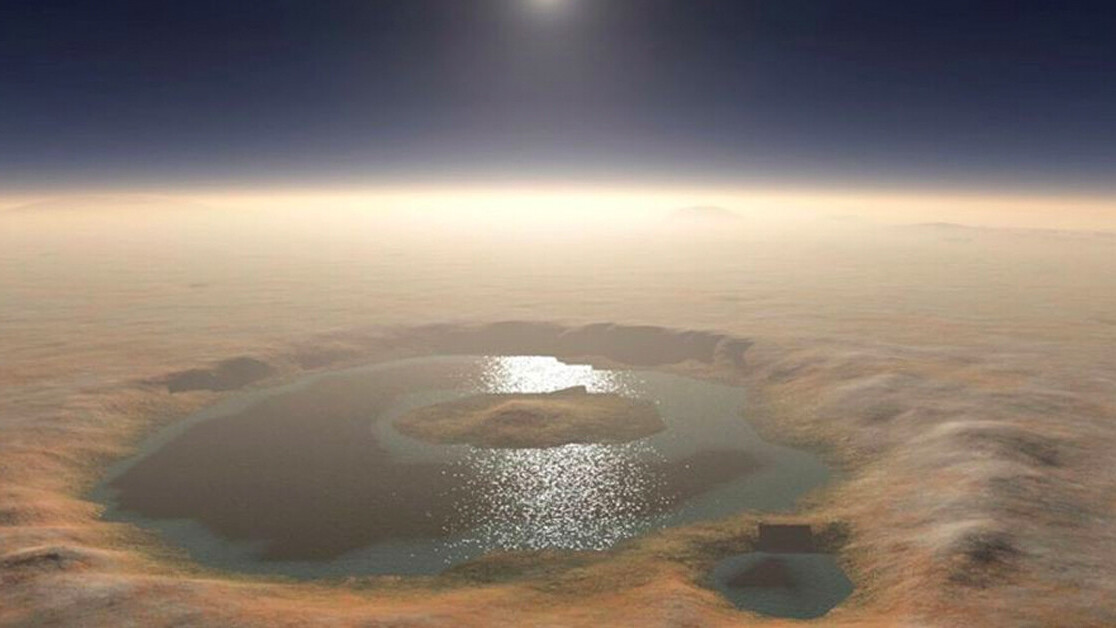 A Mars megaflood may be evidence of ancient waterways — and maybe life
