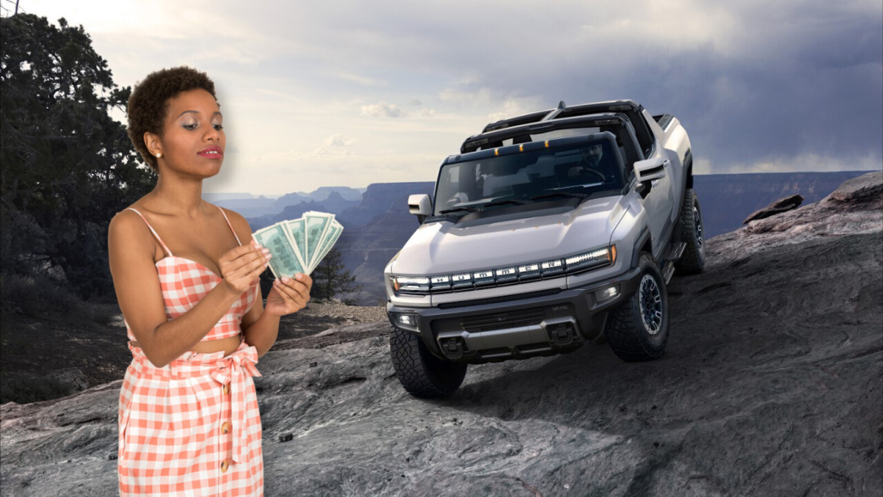 The Hummer EV First Edition sold out… even though it doesn't exist yet