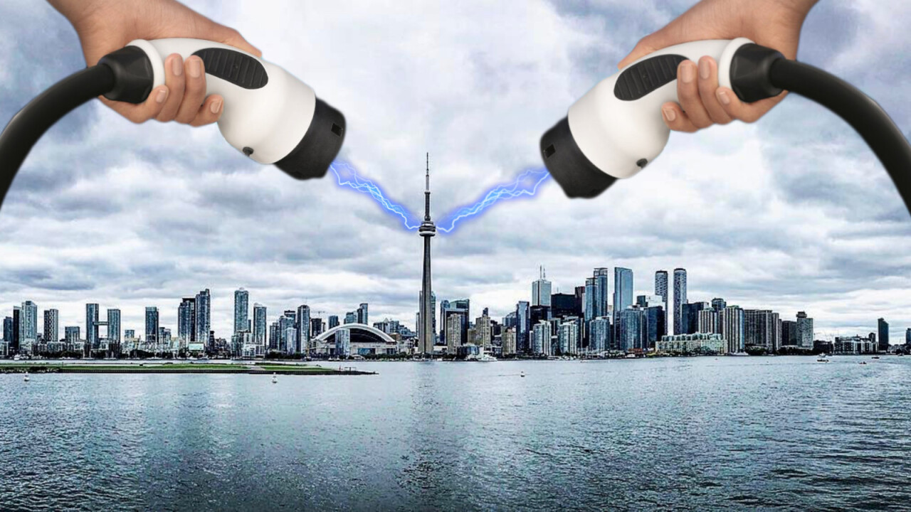 Toronto solves EV charging challenge for driveway-less citizens