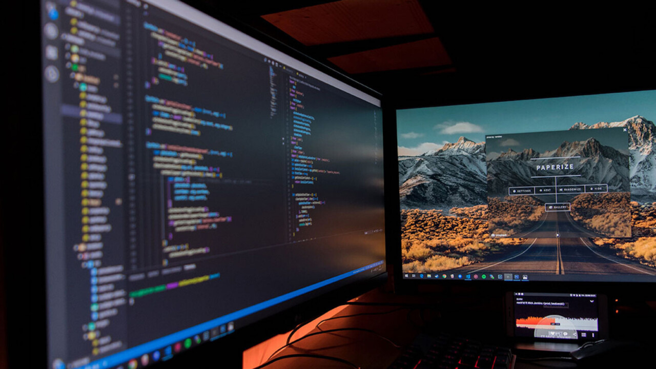 Start 2021 by learning every programming hot button, all in one giant uber-bundle of training