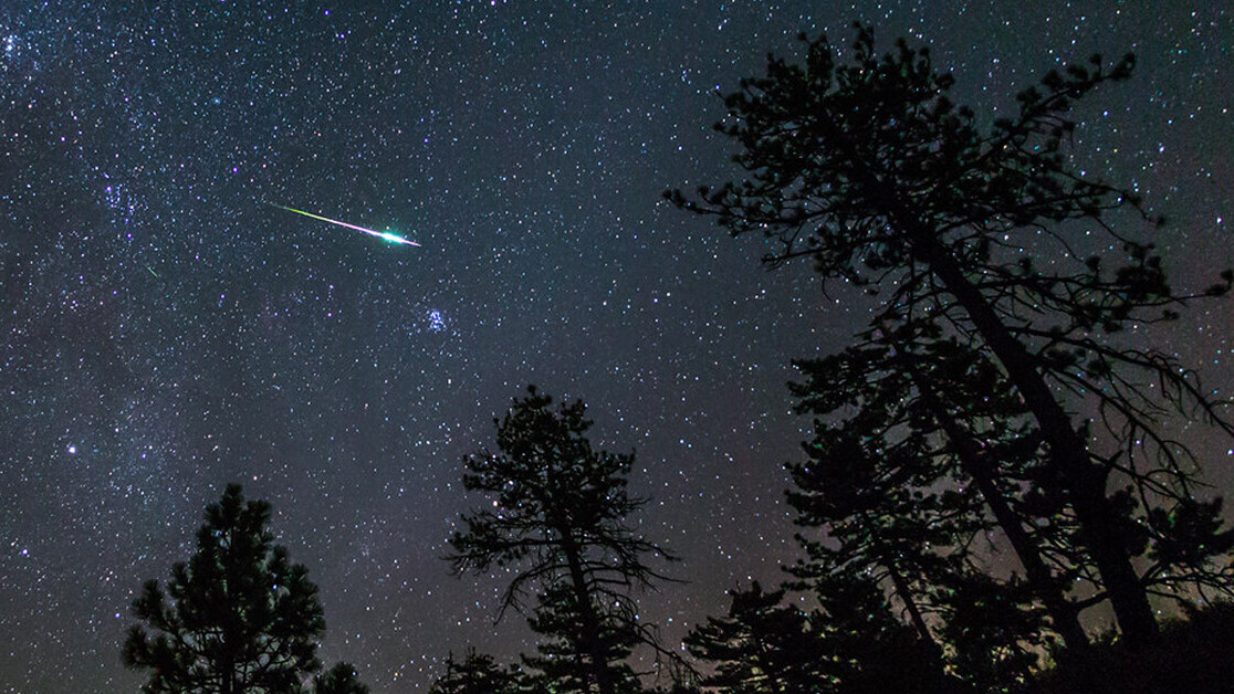 How to spot shooting stars from the Geminid meteor shower this week