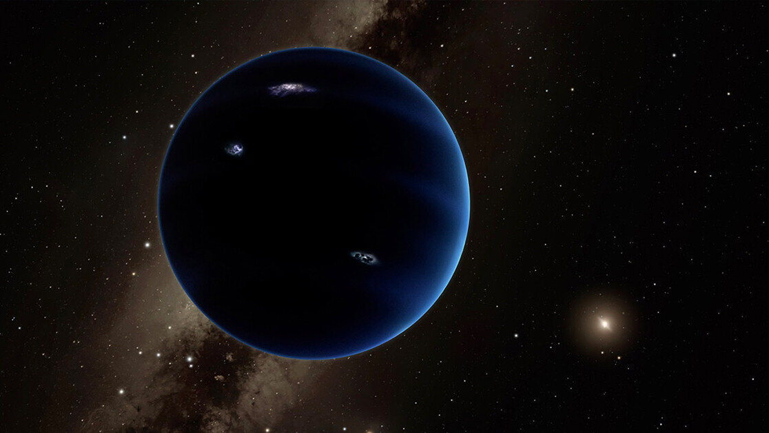 Newly discovered Jupiter-like world could be the long-sought 'Planet X'