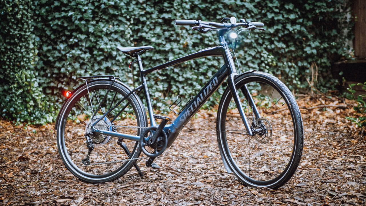 Review: Specialized's Turbo Vado SL is so light, you'll almost forget it's an ebike