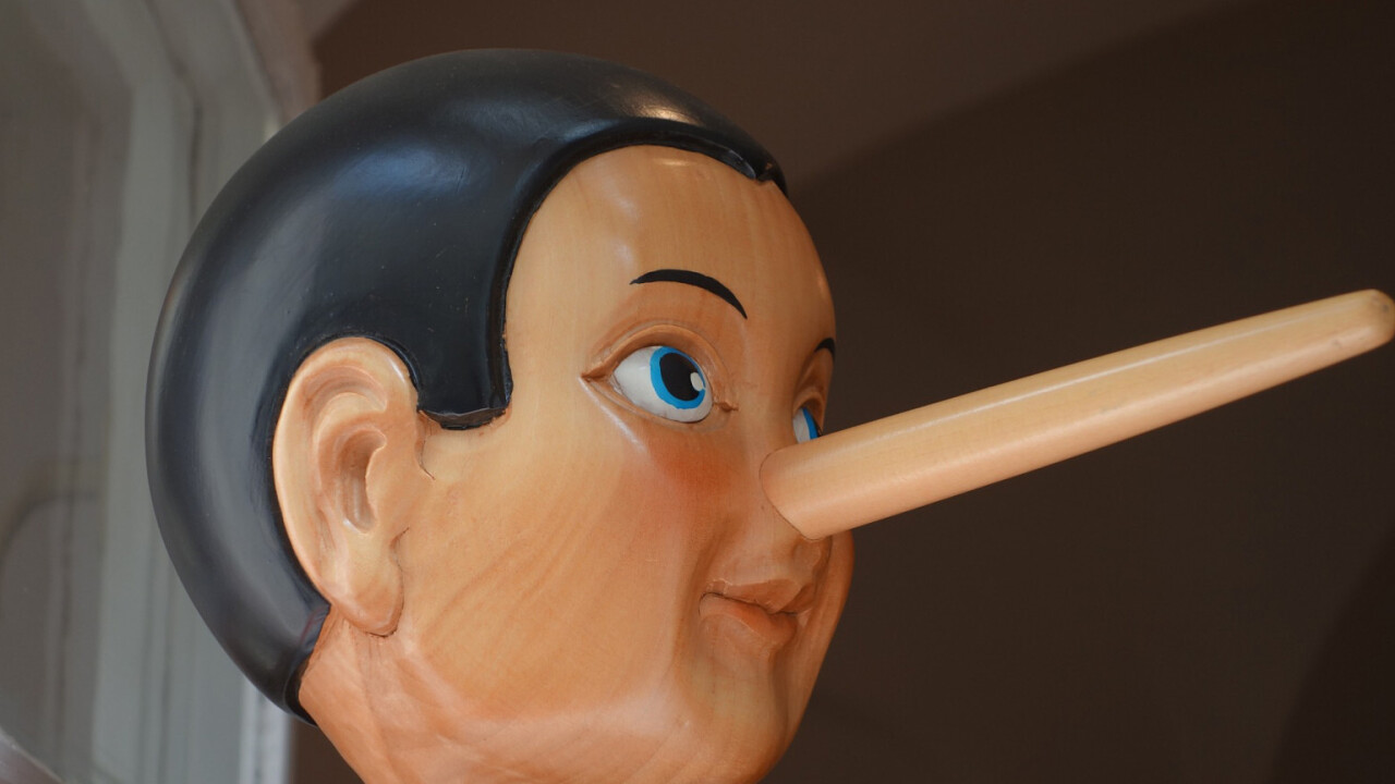 Bad news for liars: Scientists discover an ethical and effective lie-detection method