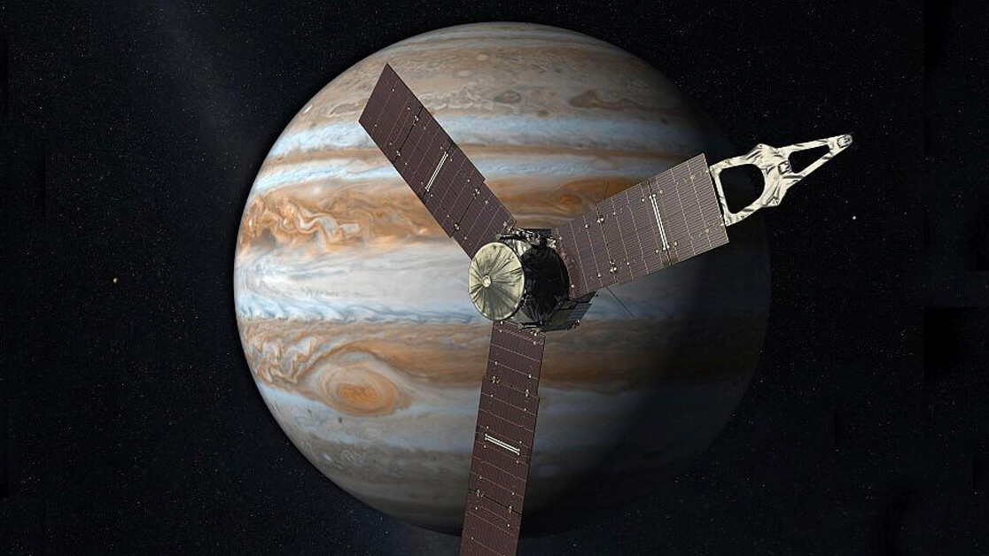 NASA delays Juno spacecraft's retirement after detecting mysterious radio waves