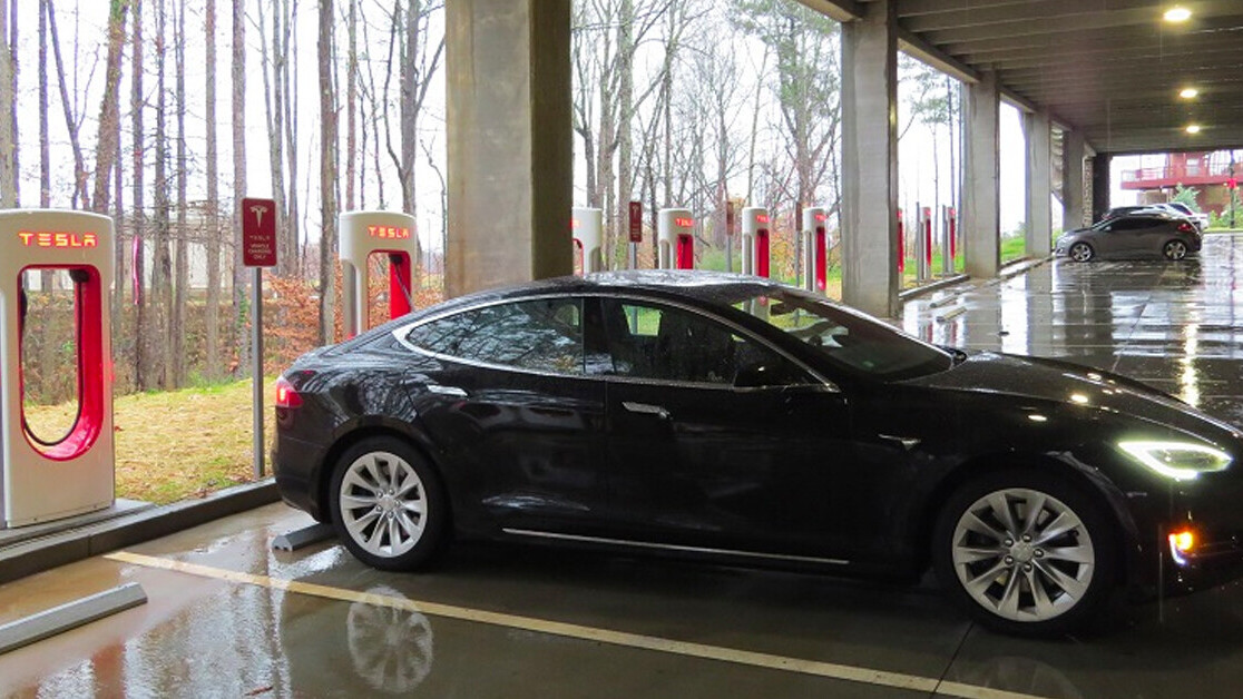 Georgia unveils the first EV-charging 'solar roadway' in the US