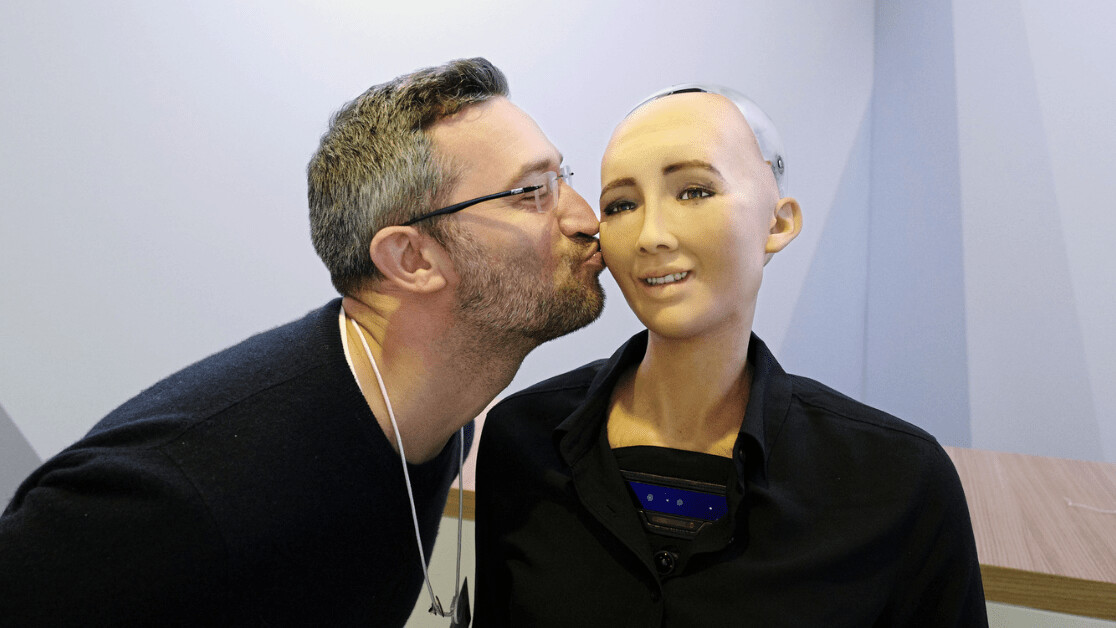 Maker of Sophia the robot plans to sell droids to people seeking company during COVID