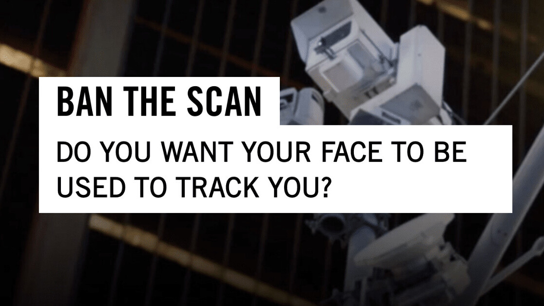 Amnesty International calls for ban on facial recognition