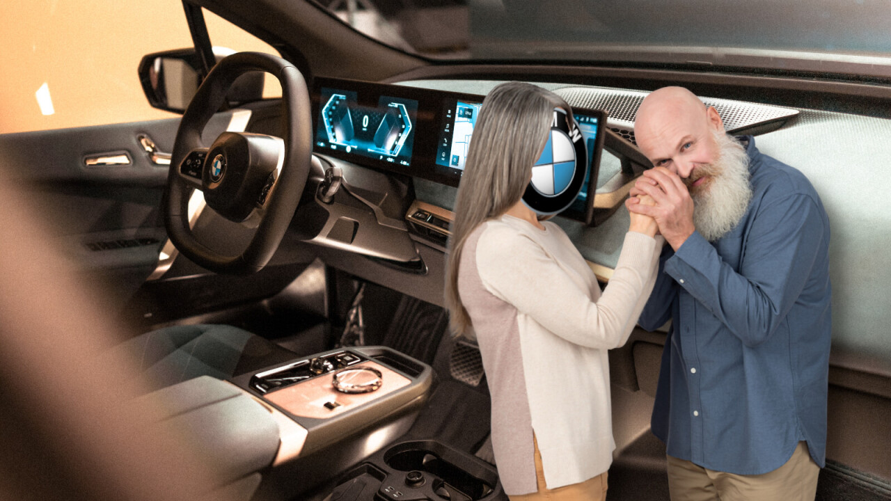 The rotary knob lives on! BMW previews next generation iDrive