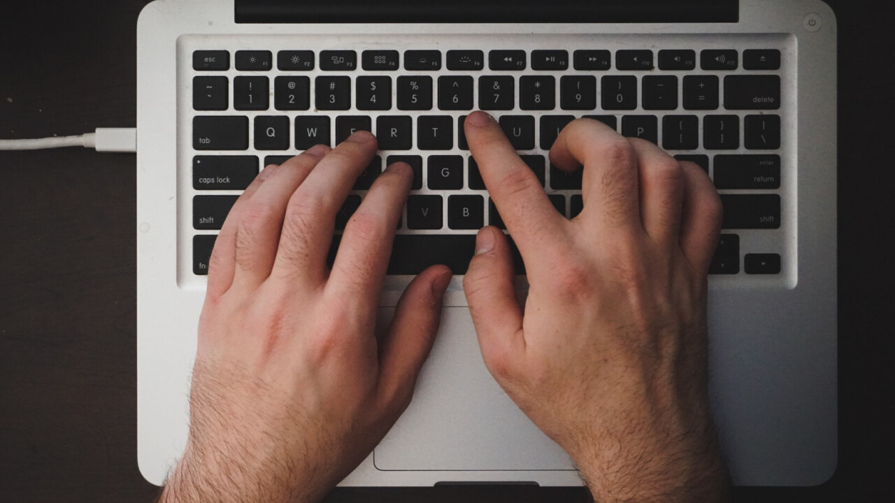 Lightkey helps write faster emails by basically doing the writing for you