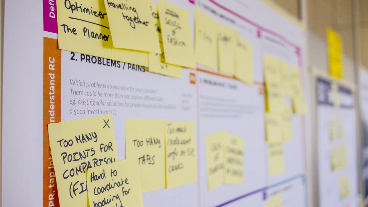 After this training package, you could be on your way to becoming a project manager