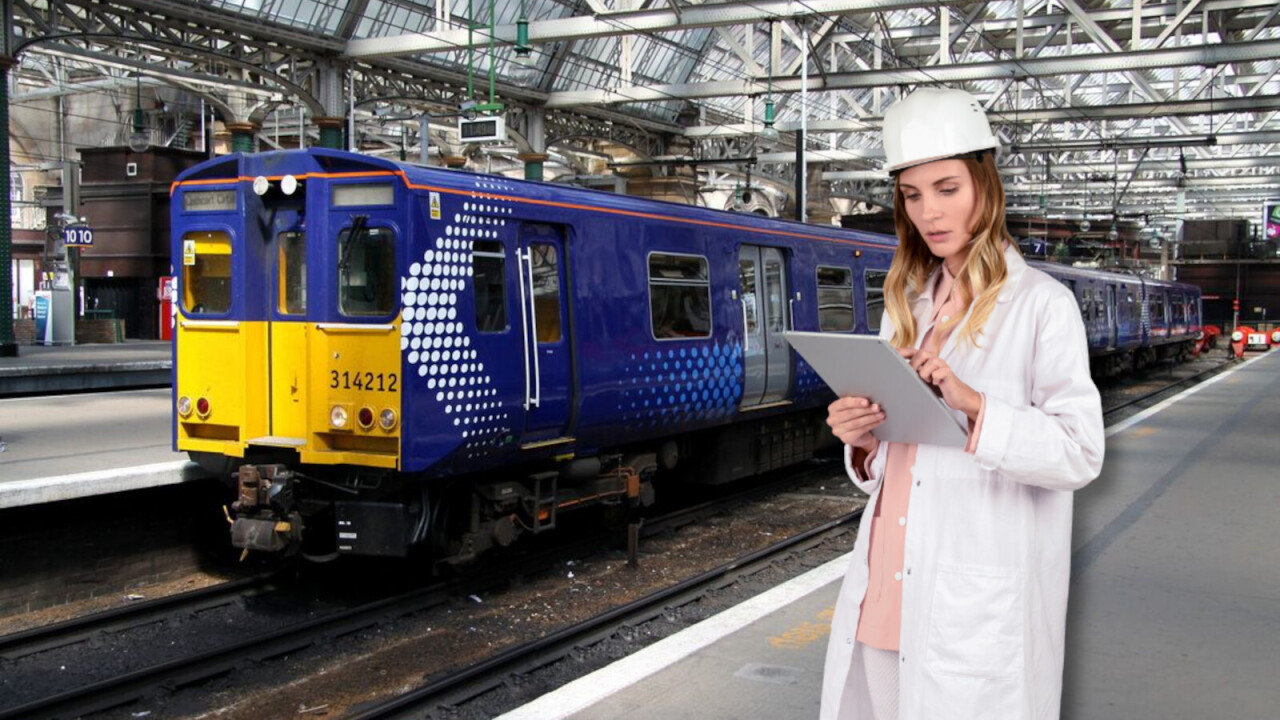 Scottish trainiacs to convert an old locomotive to hydrogen power