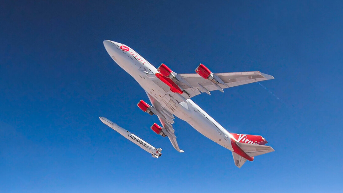 Virgin Orbit launched a rocket from a plane — here's how