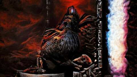 Evil Chicken is my new favorite band — but they don't exist