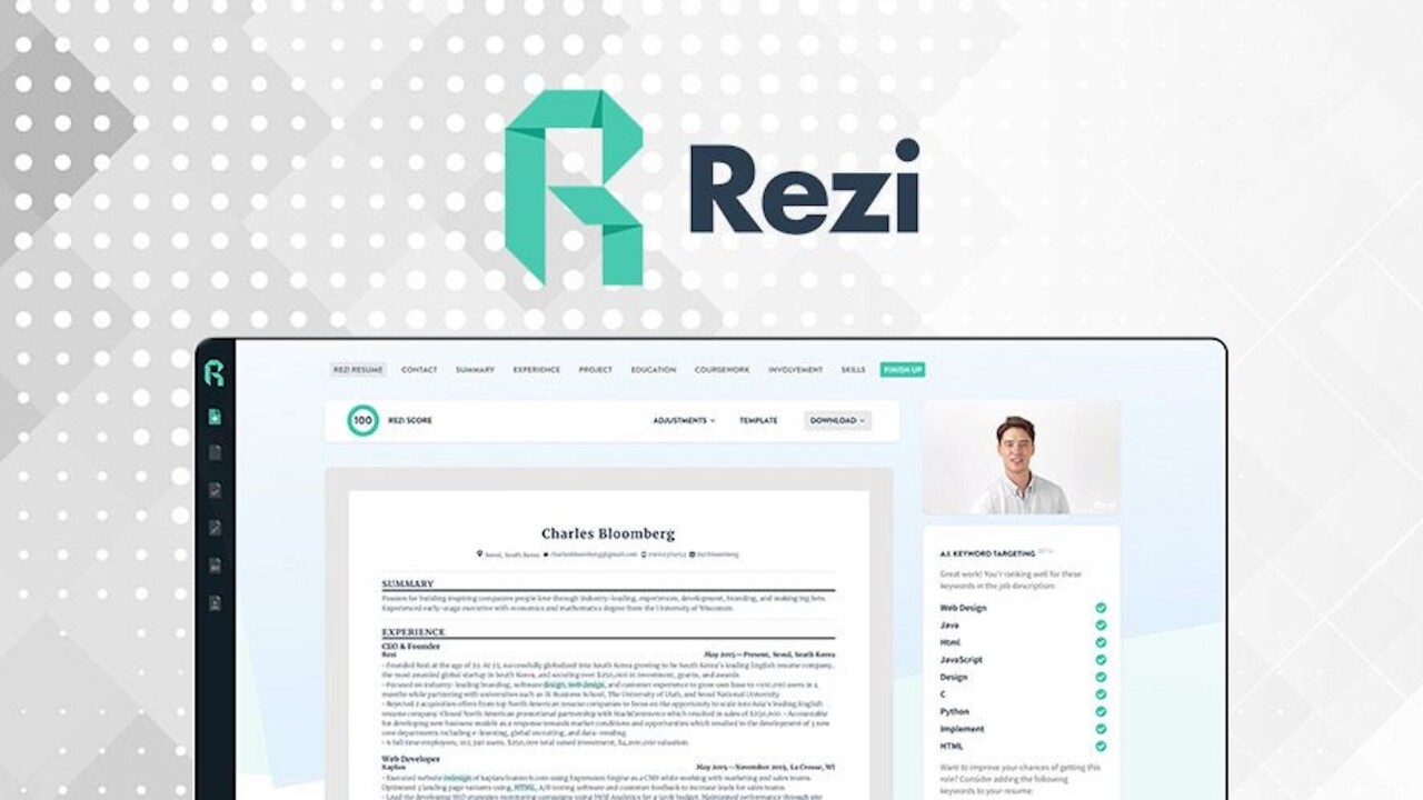 This AI-powered resume builder can help you score your dream job