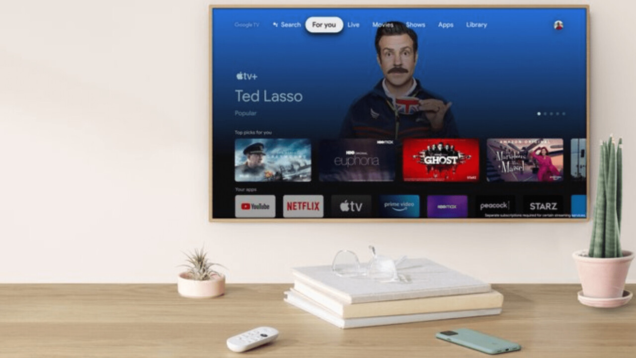 Apple TV+ finally arrives on (some) Android TV devices