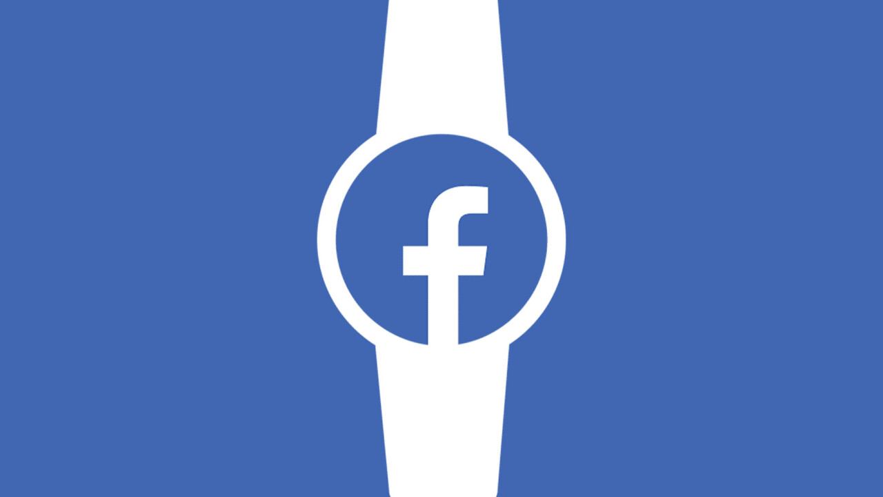 Report: Facebook is building an Android-based smartwatch