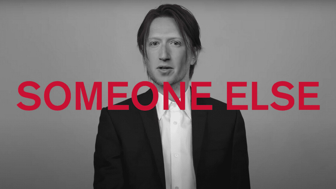 Watch: Singer uses Deepfake AI to transform into Bowie, Trump, and Zuckerberg