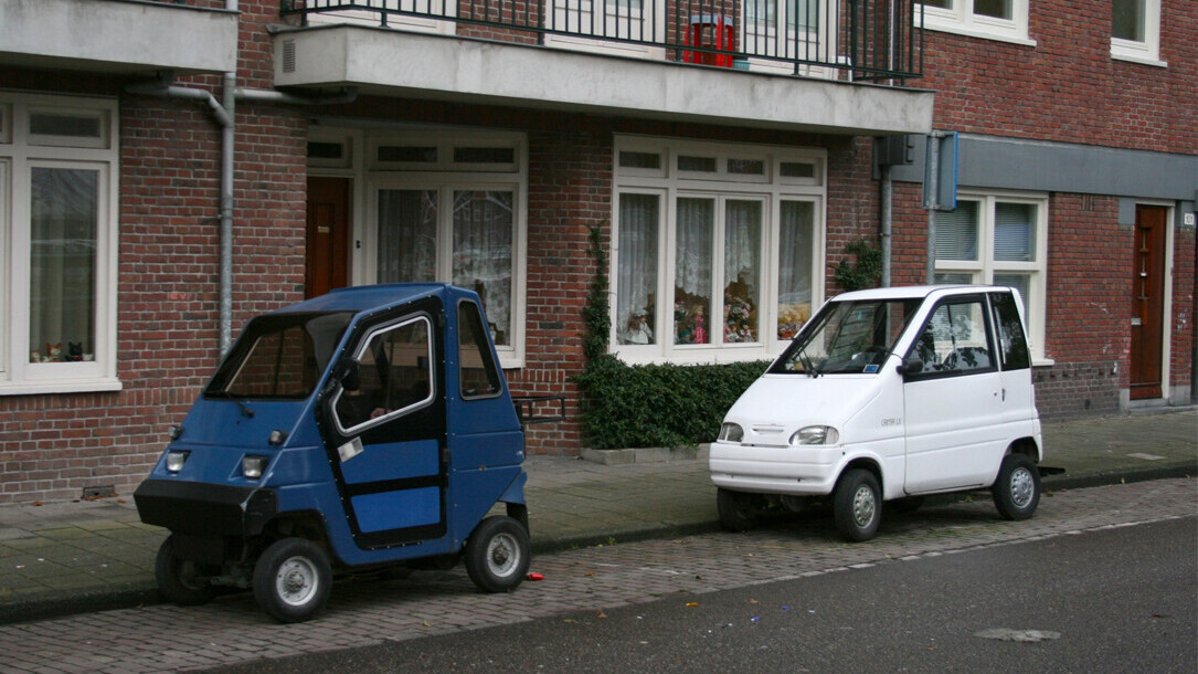 Are 'microcars' the future of shared mobility services?