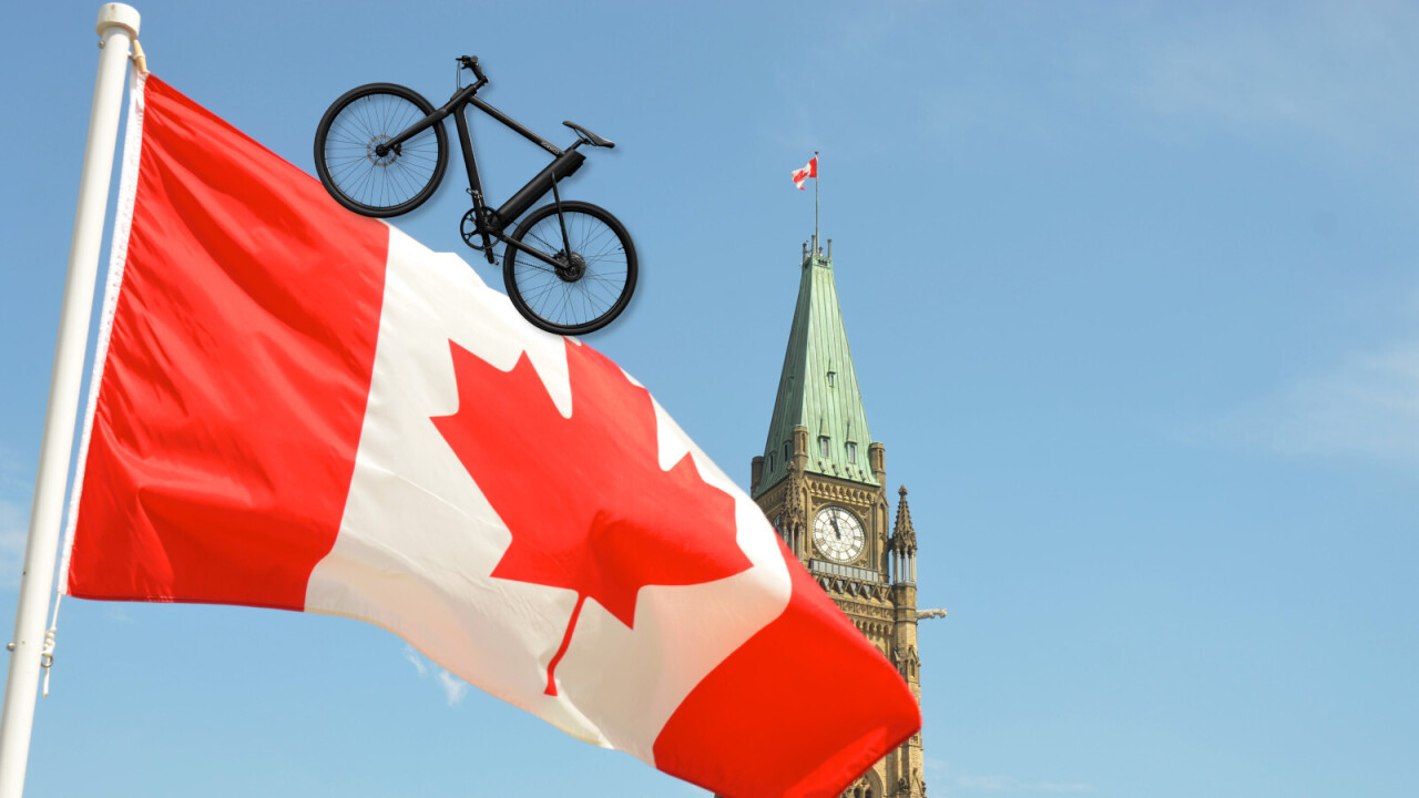 Canada refuses to learn what an ebike is — and it's gonna cause problems