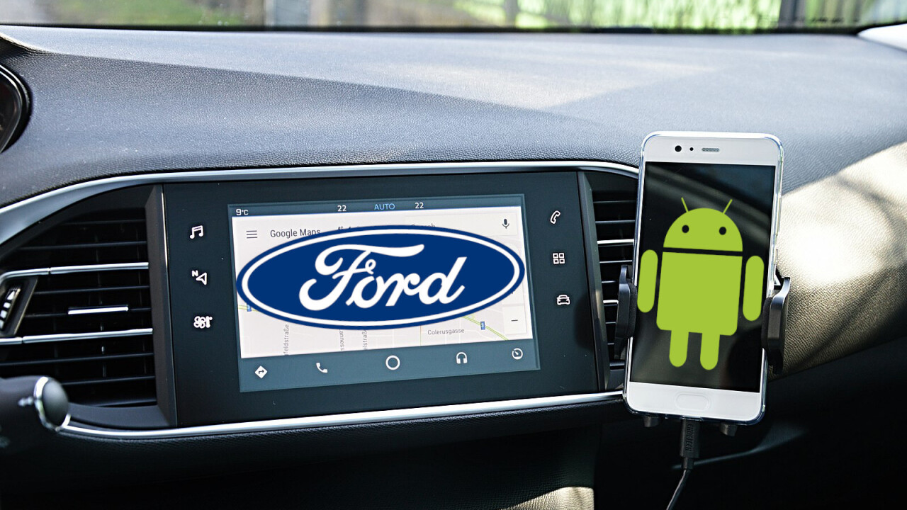 Ford and Google buddy up to bring Android to 'millions' of cars from… 2023