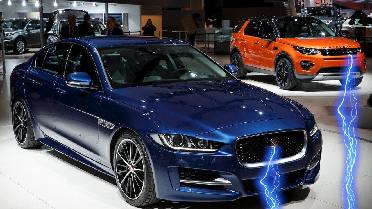 Breaking: Jaguar Land Rover is going all-electric from 2025