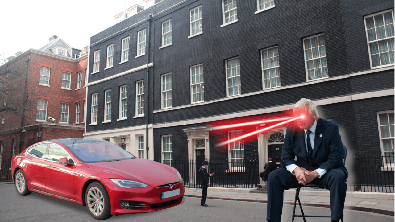 The 29 words that'll make you want to buy an EV — or so says UK gov