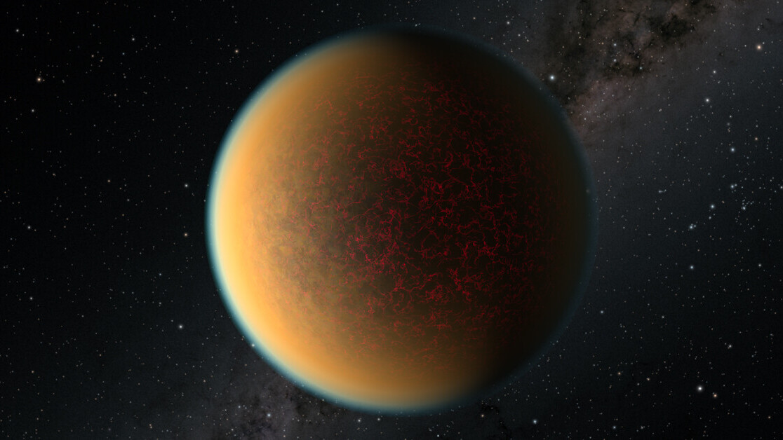 NASA spotted a snake-like exoplanet that shed and regrew its own atmosphere