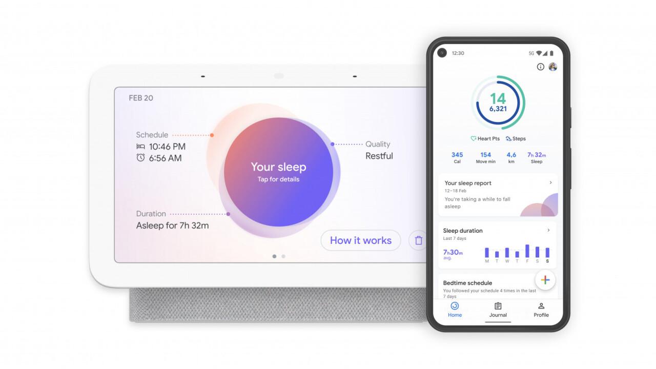 Google's new Nest Hub uses radar to 'watch' (and improve) your sleep