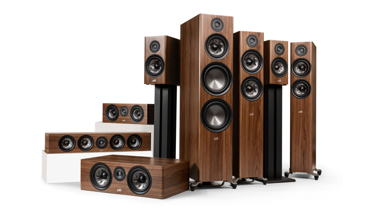 Polk's Reserve speakers promise hi-fi sound at affordable prices