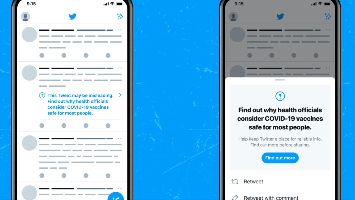 Twitter's plan to let users flag 'misinformation' only amplifies existing bias