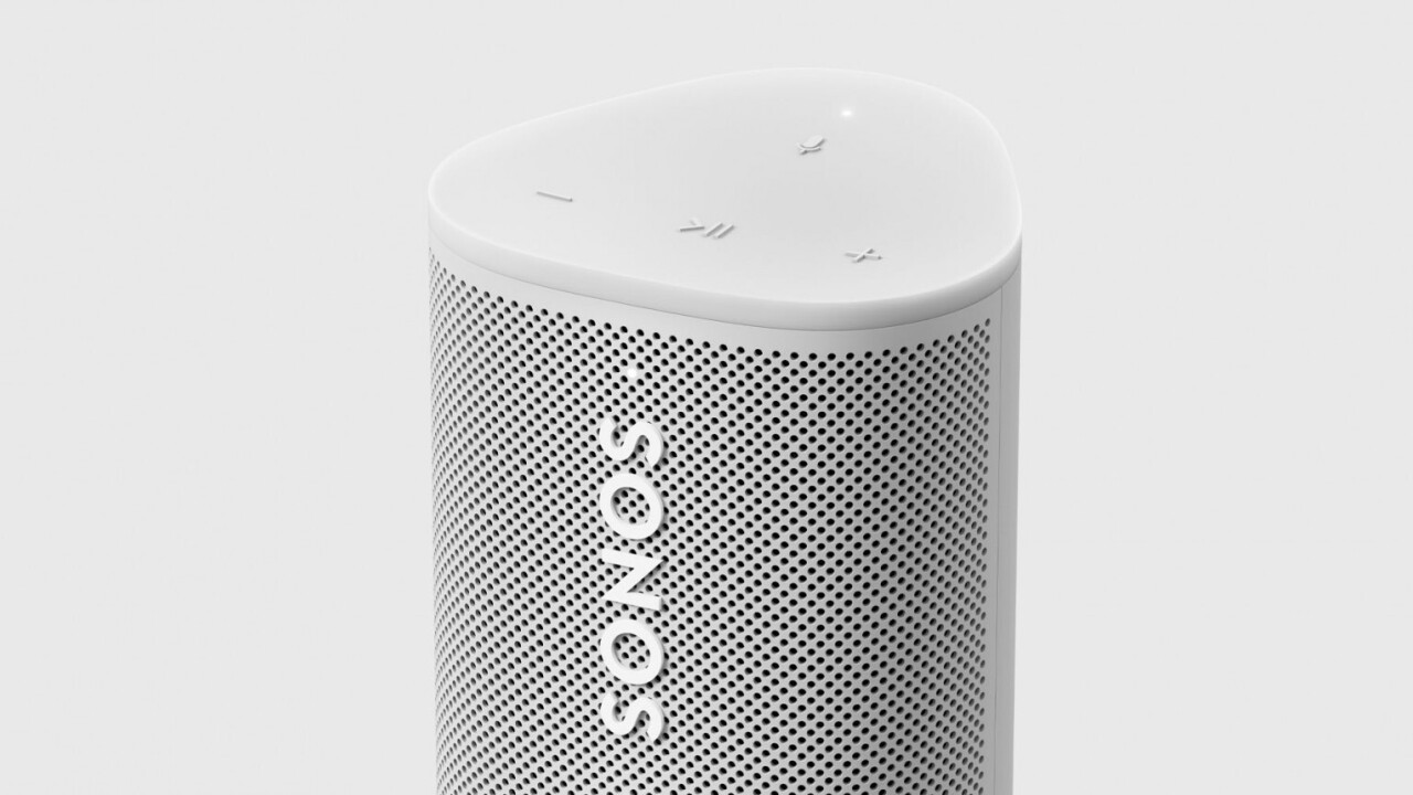 The Sonos Roam is a $169 Bluetooth speaker with some cool tricks up its sleeve