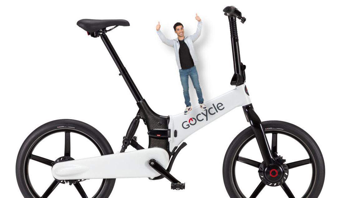 GoCycle's 4th gen folding ebikes bring improved motor, and faster charging
