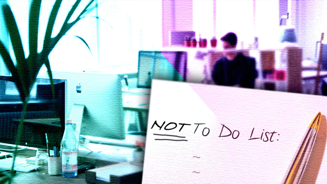 Deprioritization is the real key to productivity