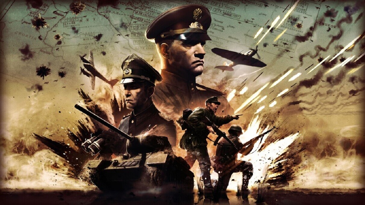 War and games: Why are there so many WW2 games?
