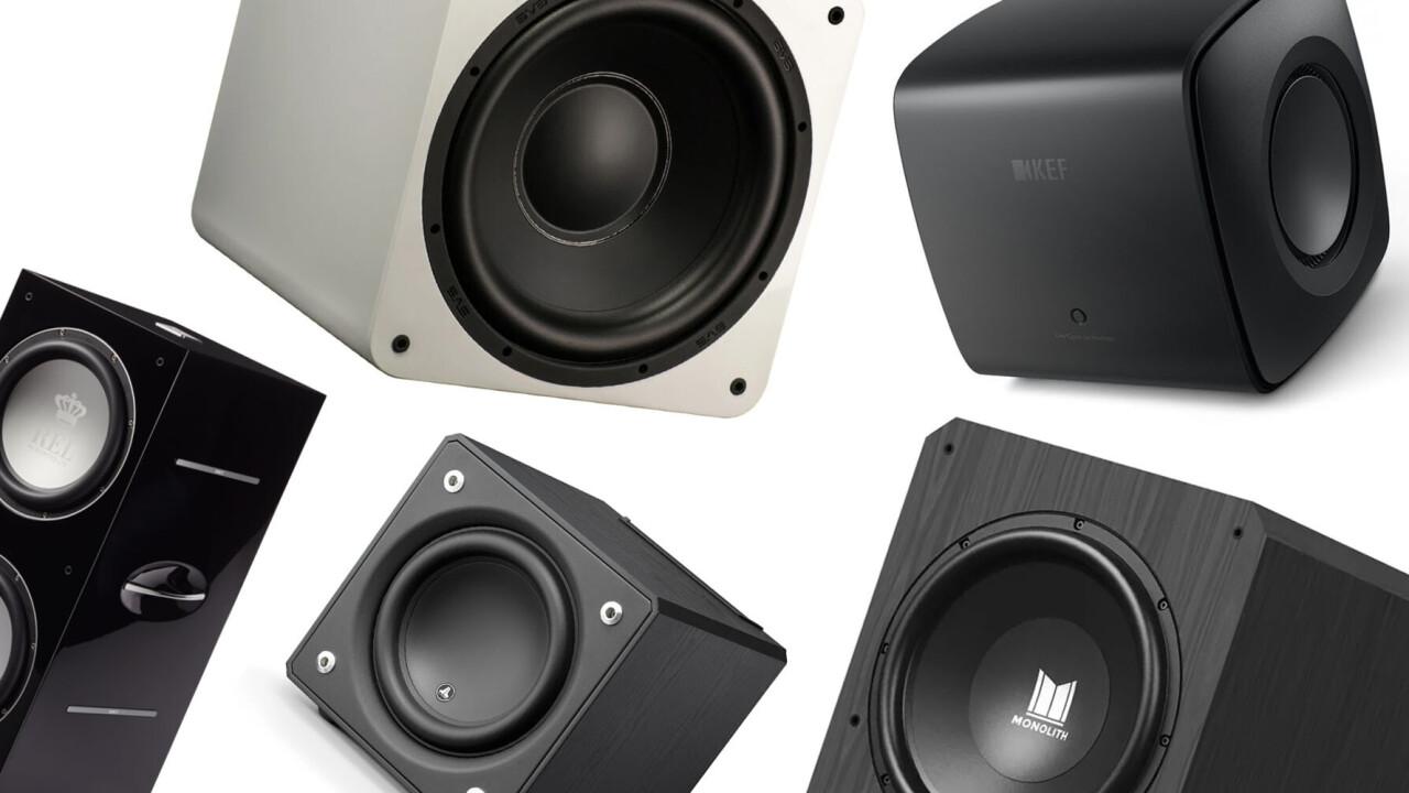 4 reasons your hi-fi setup needs a subwoofer