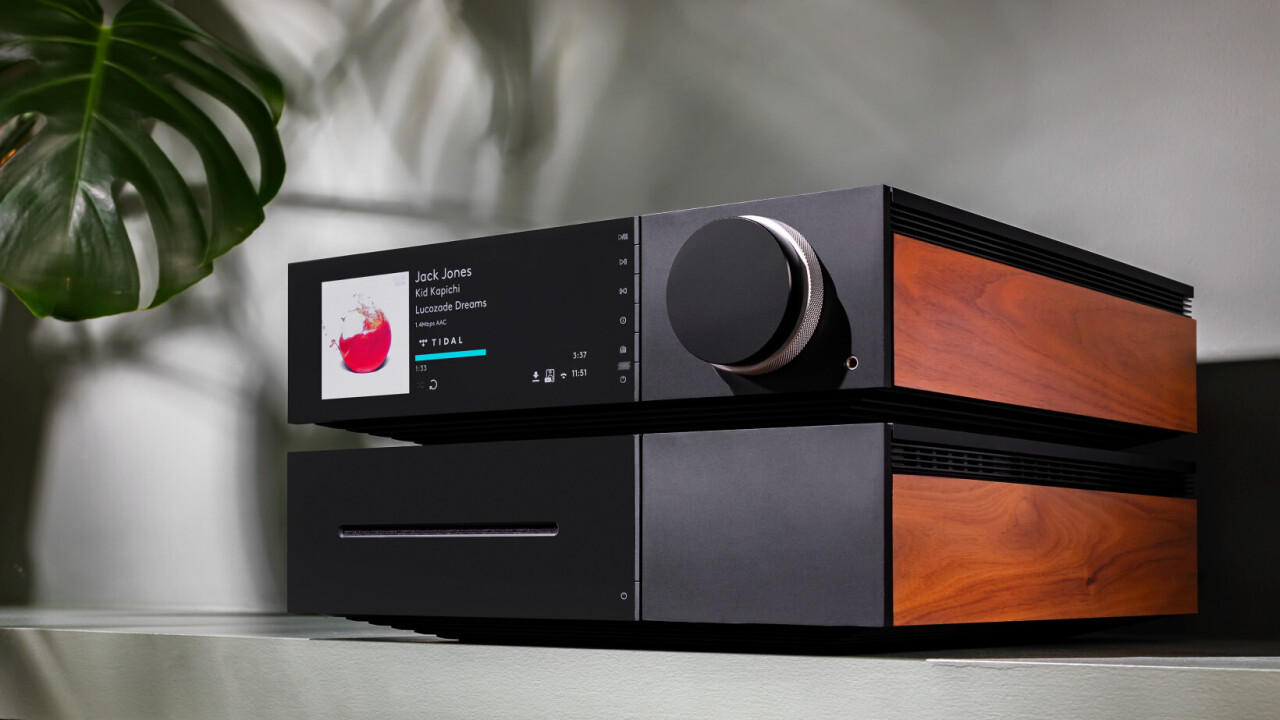 Cambridge Audio's Evo is a stunning streaming amp for your hi-fi setup