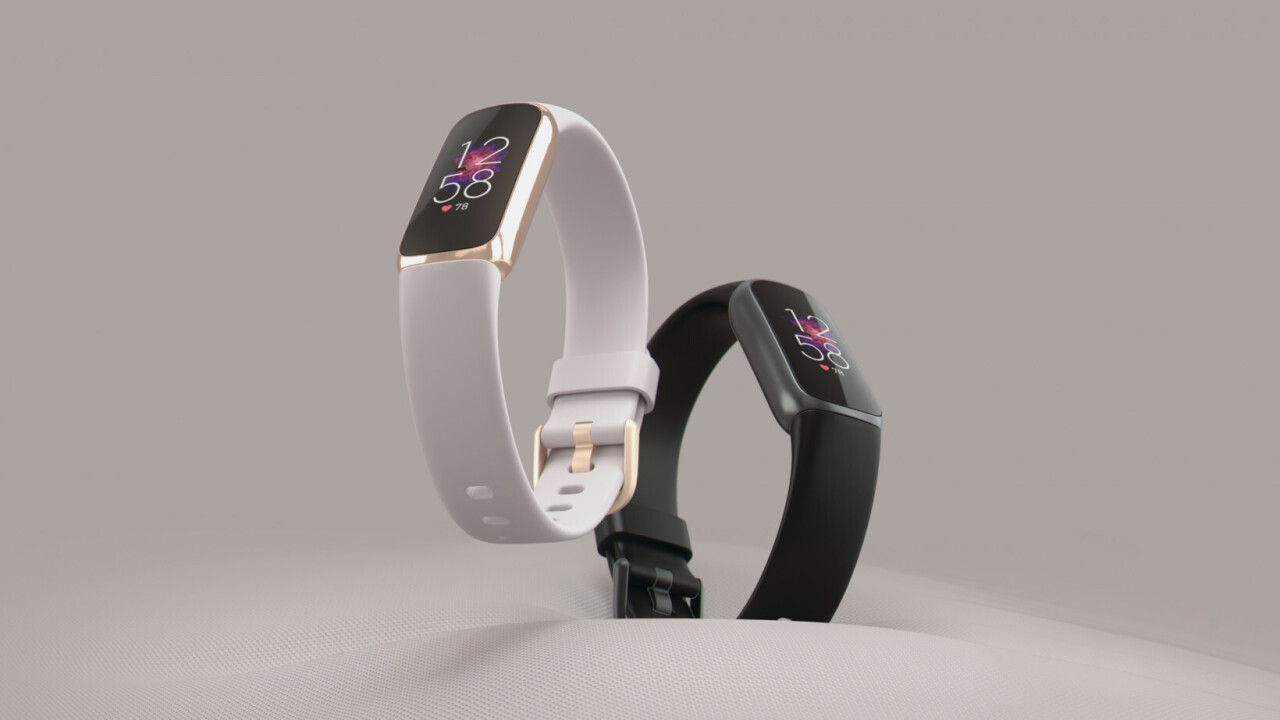 Fitbit's new $150 Luxe aims to be a more stylish fitness tracker