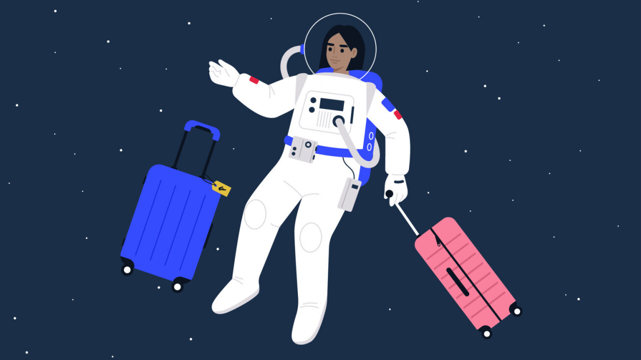 Space tourism is now a reality… if you're filthy rich